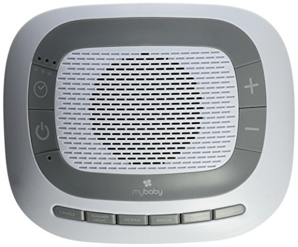 6. myBaby SoundSpa White Noise Machine