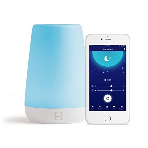 4. Hatch Baby Rest Night Light, Sound Machine
