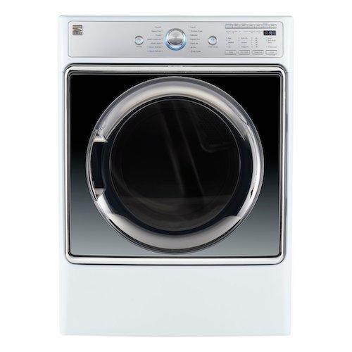 8. Kenmore Smart 81982 9.0 cu. Ft. Electric Dryer