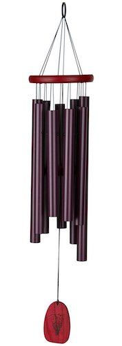 5. Woodstock 27 in. Tuscany Wind Chime