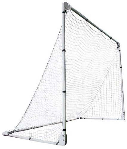 8. Lifetime 90046 Soccer Goal with Adjustable Height and Width