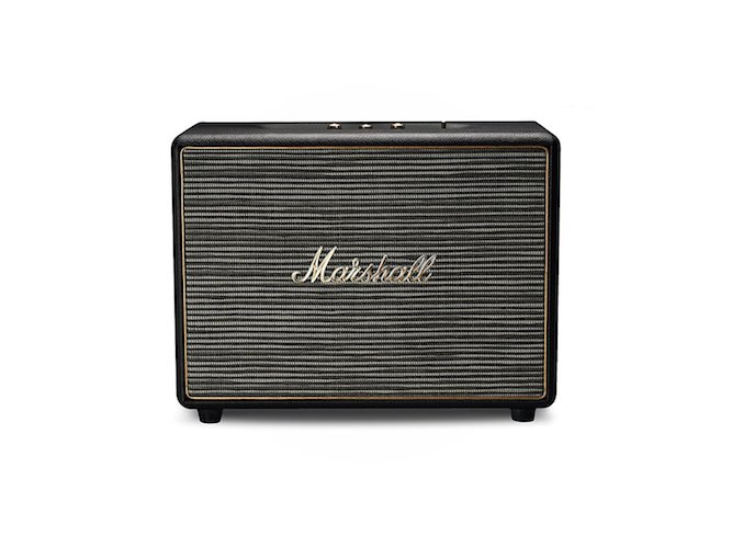 6. Marshall Woburn Bluetooth Speaker