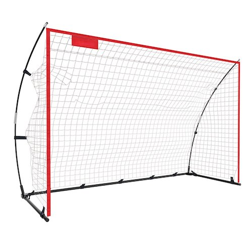 7. YUEBO Portable Soccer Goal Nets for Backyard