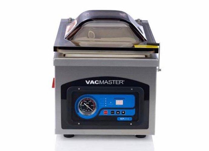 2. VacMaster VP215 Chamber Vacuum Sealer