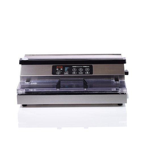 3. VacMaster PRO380 Suction Vacuum Sealer with Extended 16