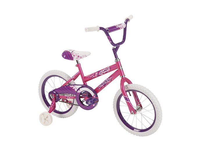 Best 16 Inch Bikes with Training Wheels 4. Huffy So Sweet Girls' Bike