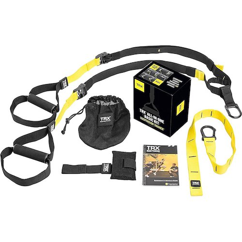 4. TRX Training - Suspension Trainer