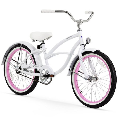 9. Firmstrong Urban Girl Single Speed Beach Cruiser Bicycle