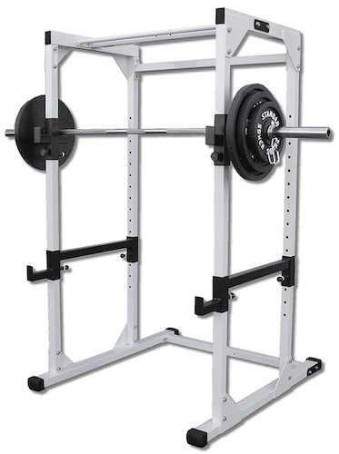 8. Deltech Fitness DF4500 Power Rack