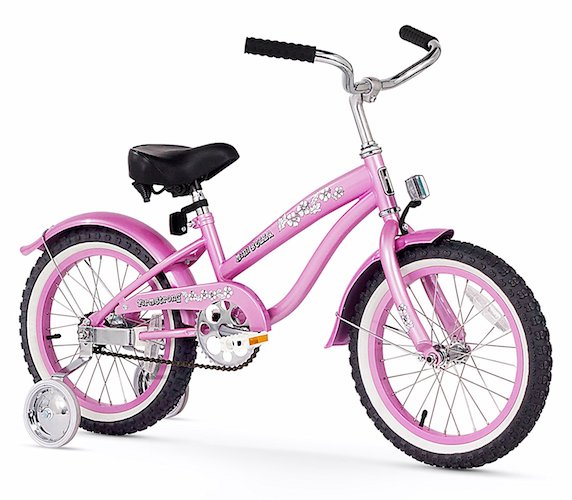 Best 16 Inch Bikes with Training Wheels 6. Firmstrong Girl's Bella Bicycle
