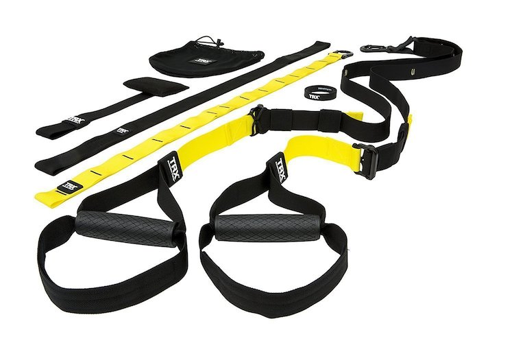 8. TRX Training - Pro 3 Suspension Training Kit
