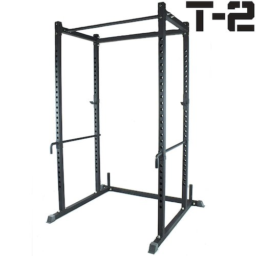 4. Titan Power Rack Squat Deadlift HD Lift Cage Bench Racks stand cross fit pull up