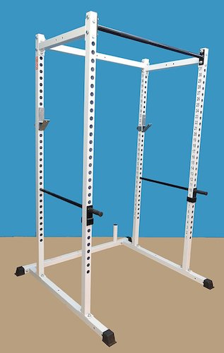 Top 10 Best Fitness Power Racks Under $500: 5. TDS Power Rack / Squat Cage