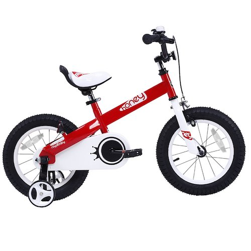 5. RoyalBaby CubeTube Kid's bikes