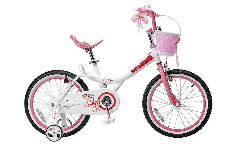 3. RoyalBaby Jenny & Bunny Girl's Bike