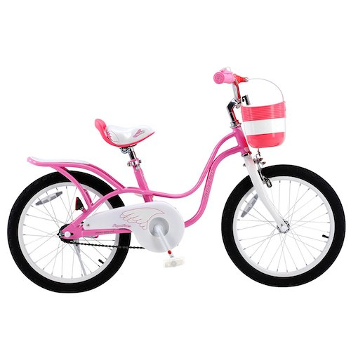4. RoyalBaby Little Swan Bike