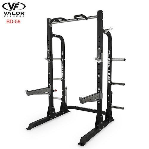 7. Valor Fitness ValorPRO BD-58 Half Rack