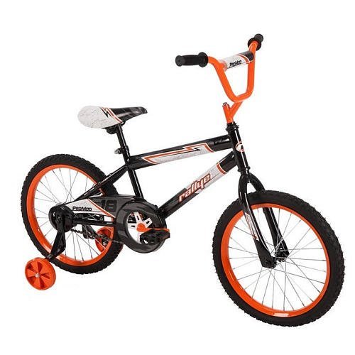 Top 10 Best 18 Inch Bikes with Training Wheels in 2018 Reviews