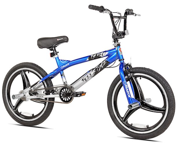 6. Razor Mag Wheel Freestyle Bike, 20