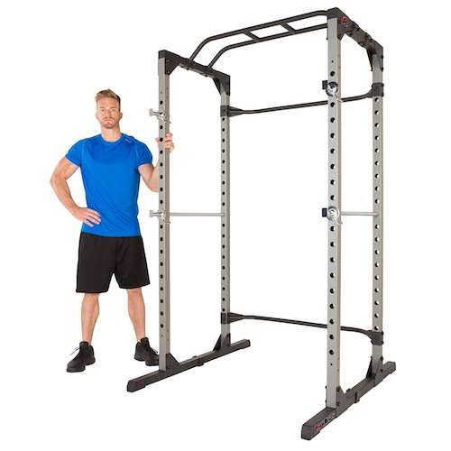 Top 10 Best Fitness Power Racks Under $500: 1. IRONMAN Fitness Reality 810XLT Super Max Power Cage