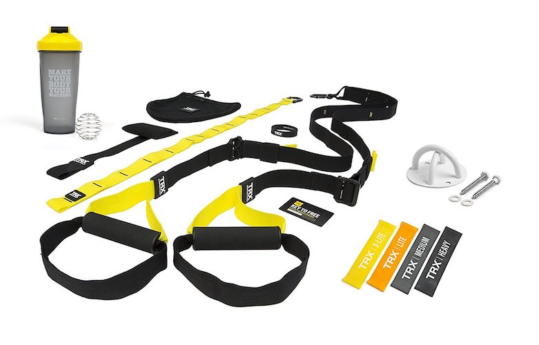 9. TRX Training - Home Gym Bundle