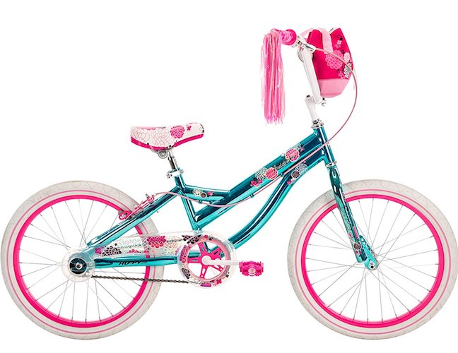 7. 20 Huffy Jazzmin Girls' Bike