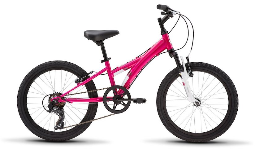 6. New 2018 Diamondback Tess 20 Complete Youth Bike