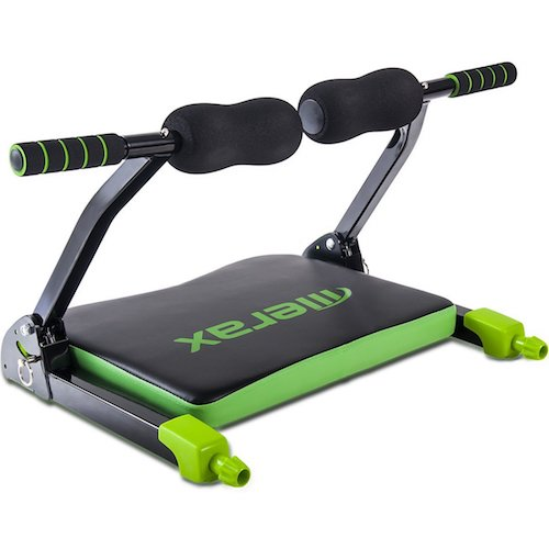 8. Merax Total Body Workout Fitness Machine