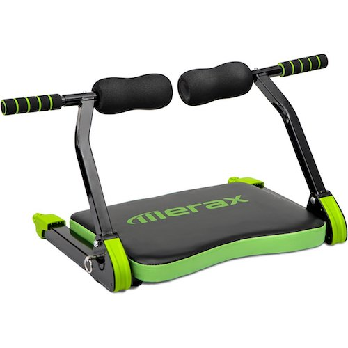 Best Ab Machines at Gym 2. Merax Abdominal Exercise Trainer