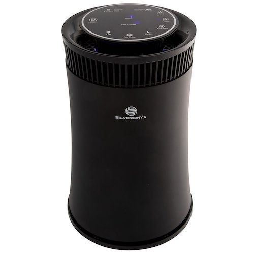 8. SilverOnyx 4-in-1 Air Cleaner