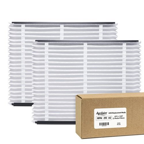 8. Aprilaire 210 Air Filter for Air Purifier Models