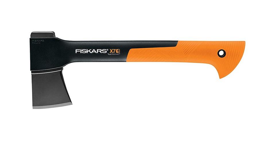 Best Axes For Chopping Wood 6. Fiskars X7 Hatchet 14 Inch, 378501-1002