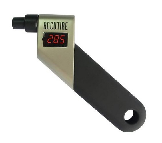 Best Digital Tire Pressure Gauges 4. Accutire MS-4021B Digital Tire Pressure Gauge