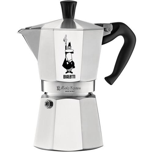Best Stove Top Espresso Makers 2. Bialetti 6-Cup Stovetop Espresso Maker