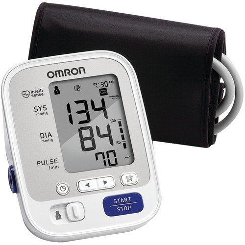 Top 10 Best Upper Arm Blood Pressure Monitors in 2018 Reviews