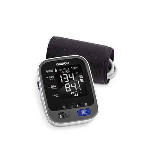 Best Upper Arm Blood Pressure Monitors 8. Omron 10 Series Upper Arm Blood Pressure Monitor