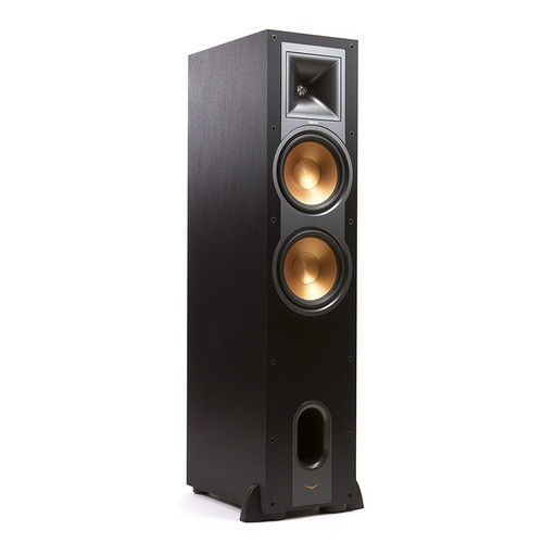 Best Floor Standing Speakers For Music 9. Klipsch R-28F Floorstanding Speaker