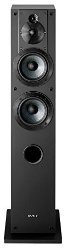 Best Floor Standing Speakers For Music 6. Sony SSCS3 3-Way Floor-Standing Speaker (Single)