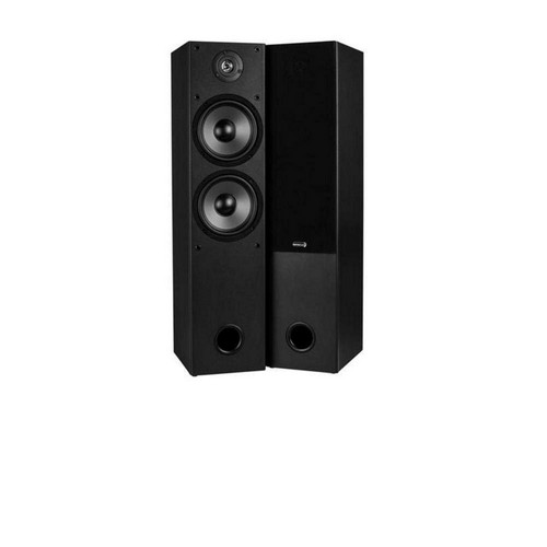 Best Floor Standing Speakers For Music 1. Dayton Audio T652 Dual 6-1/2