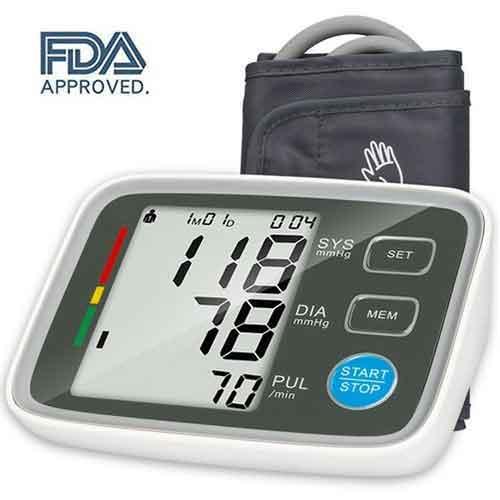 Best Upper Arm Blood Pressure Monitors 7. Urion Blood Pressure Monitor Sphygmomanometer