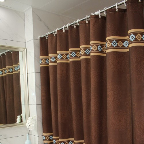 Top 10 Best Shower Curtains for Small Room in 2018 Reviews