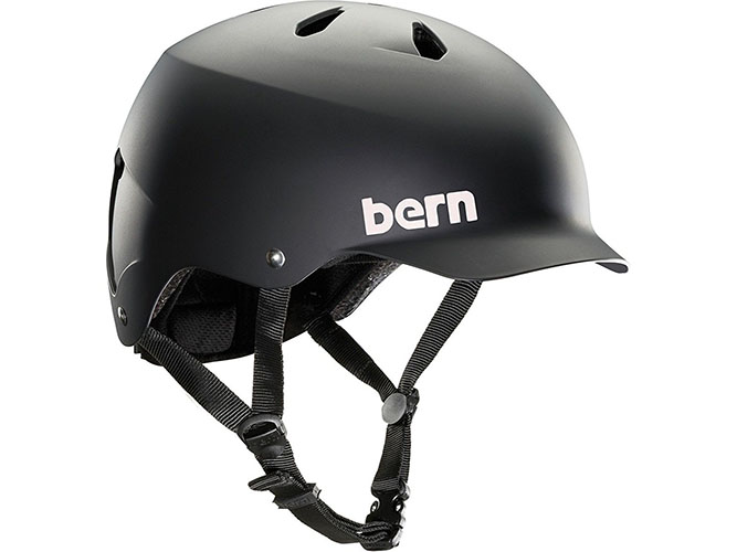 5. Bern Unlimited Watts EPS Summer Helmet