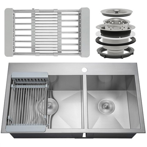 Top 10 Best Undermount Kitchen Sinks In 2018 Reviews