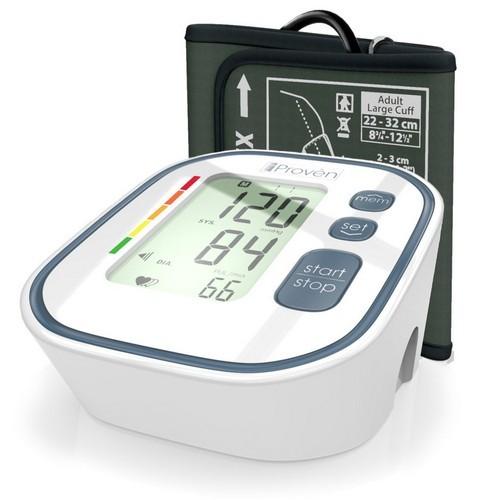 Best Upper Arm Blood Pressure Monitors 5. iProvèn Digital Automatic Blood Pressure Monitor