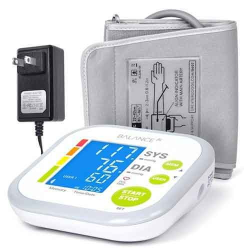 Best Upper Arm Blood Pressure Monitors 4. Greater Goods Blood Pressure Monitor