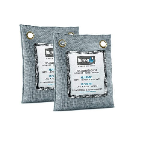 Best Odor Absorbers For Car 2. Sensible Needs 2 Pack Natural Air Purifier Bags