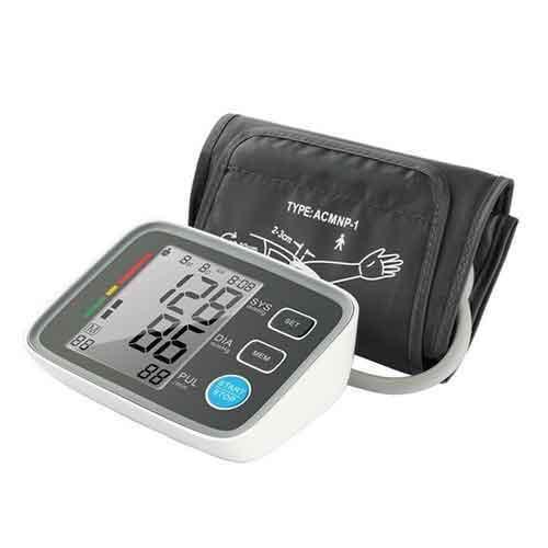 Best Upper Arm Blood Pressure Monitors 6. Blood Pressure Monitor, HYLOGY Digital Automatic Upper Arm BP Monitor