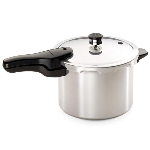 Best Stovetop Pressure Cookers 9. Presto 01264 6-Quart Aluminum Pressure Cooker