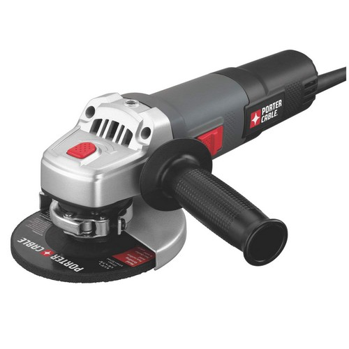 Best Cordless Angle Grinders 5. PORTER-CABLE PC60TAG 6.0-Amp 4-1/2-Inch Angle Grinder