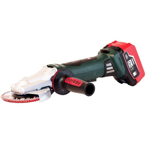 Best Cordless Angle Grinders 8. Metabo 18V 5